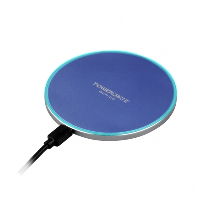 WCP-05 Aluminum Wireless Fast Charging Pad 2