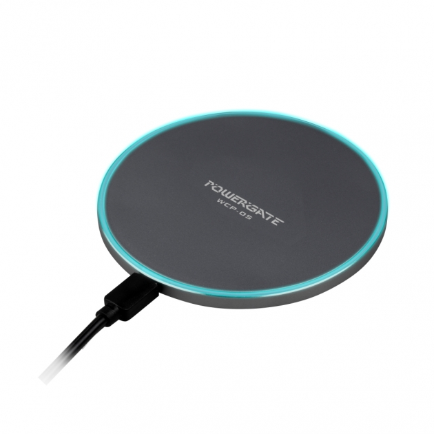 WCP-05 Aluminum Wireless Fast Charging Pad 5