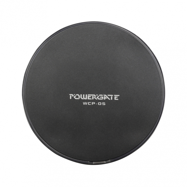 WCP-05 Aluminum Wireless Fast Charging Pad 4