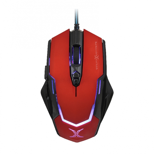 [Discontinued]FXR-SM-11 RageFire Gaming Mouse 1