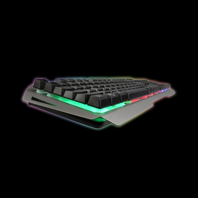 FXR-BKL-36 Assault Gaming Keyboard 2