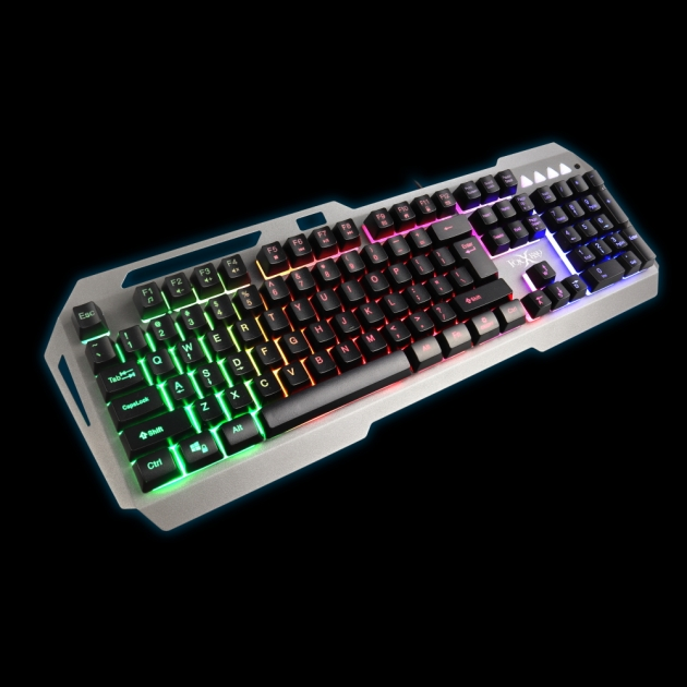 FXR-BKL-36 Assault Gaming Keyboard 1