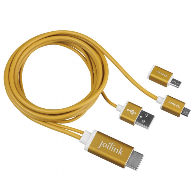 CB-MHL-01 MHL to HDMI cable 1