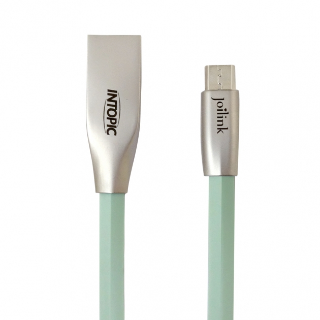 CB-MUC-09 Zinc Alloy Micro USB Cable 2