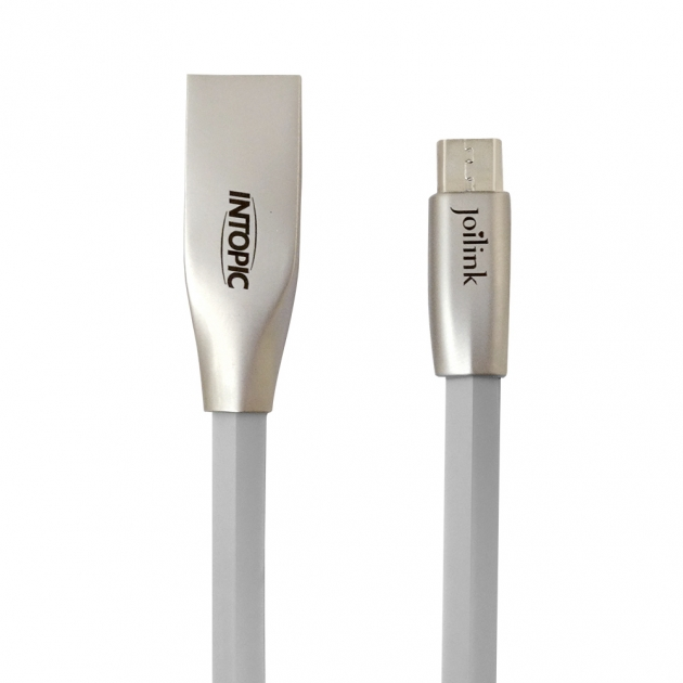 CB-MUC-09 Zinc Alloy Micro USB Cable 1