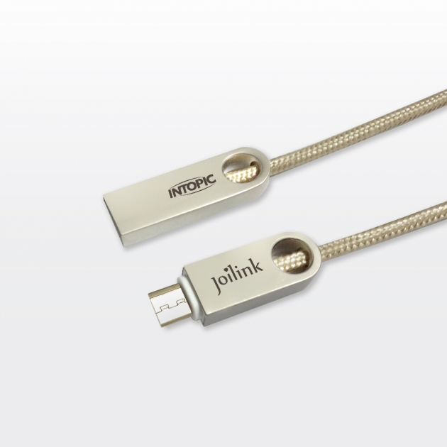CB-MUC-10 Zinc Alloy Micro USB Cable 1