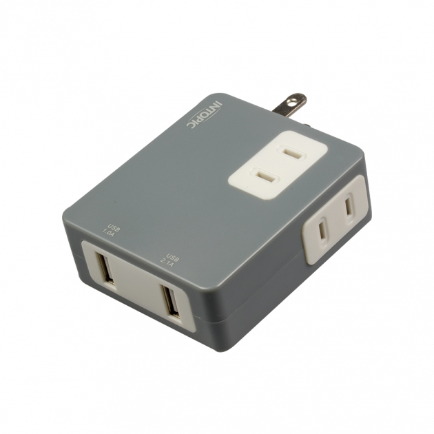 CU-006 2 in 1 AC&USB Charger 2