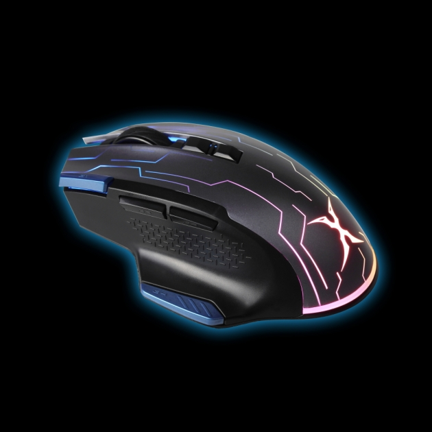 FXR-SM-28 Cometes Gaming Mouse 3
