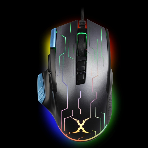 FXR-SM-28 Cometes Gaming Mouse 2