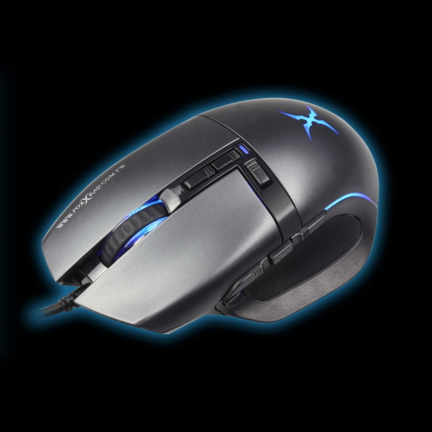 FXR-SM-50 Critical Gaming Mouse 1