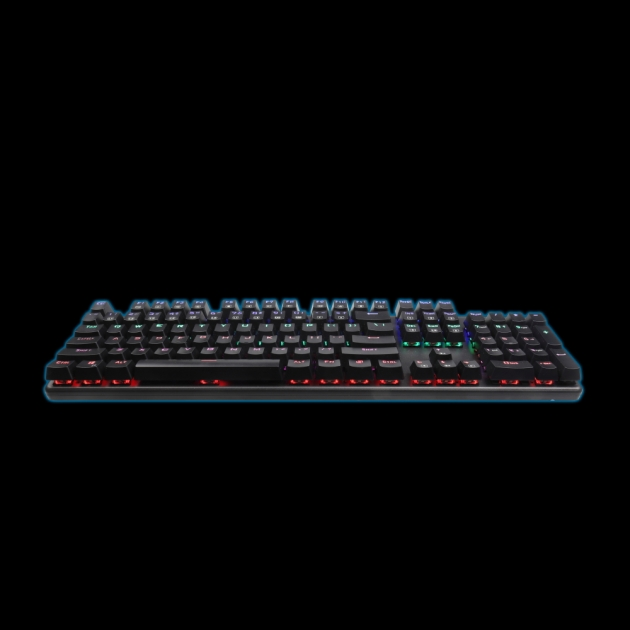 FXR-HKM-22 Steel Armor Mechanical Gaming Keyboard 3