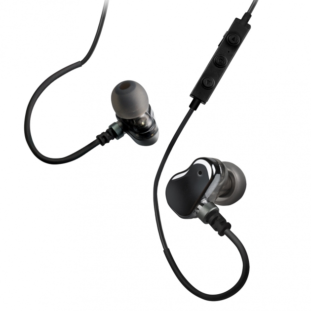JAZZ-BT32 AptX dual moving coil wireless earphone 2