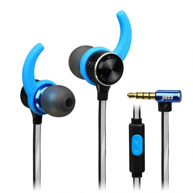 JAZZ-i88 Aluminum in-ear headphones with reflect line 2