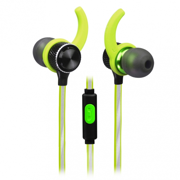 JAZZ-i88 Aluminum in-ear headphones with reflect line 1