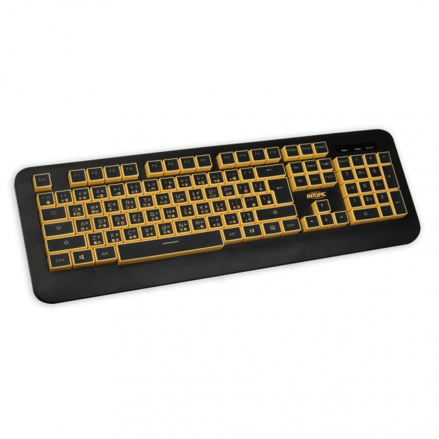 KBD-USB-66 USB shape keyboard 4