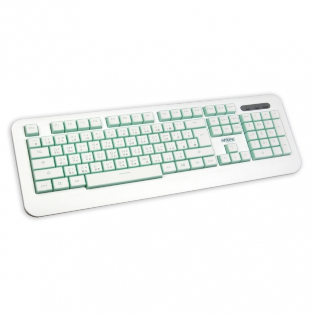 KBD-USB-66 USB shape keyboard 3