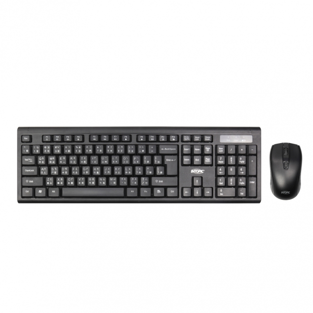 KCW-938 2.4GHz Wireless Keyboard Mouse Combo 1