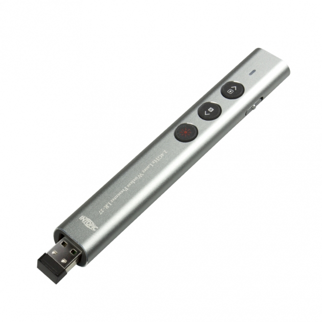 LR-27 2.4GHz Laser Wireless Presenter 3