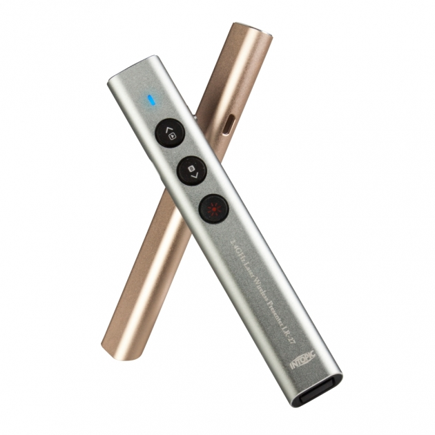 LR-27 2.4GHz Laser Wireless Presenter 1