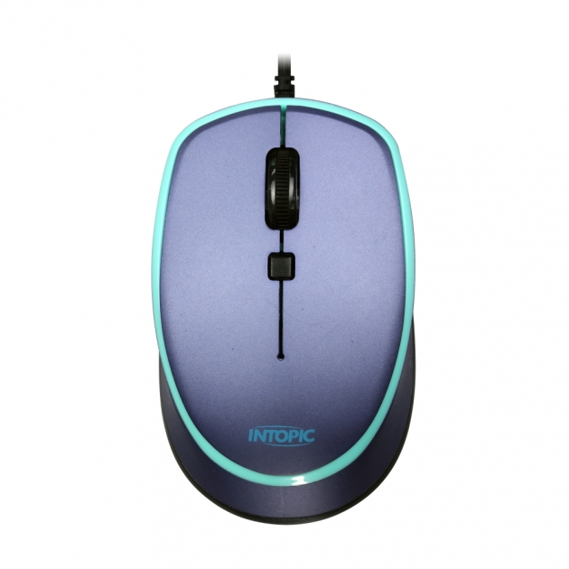 MS-096 Wired Optical Mouse 3
