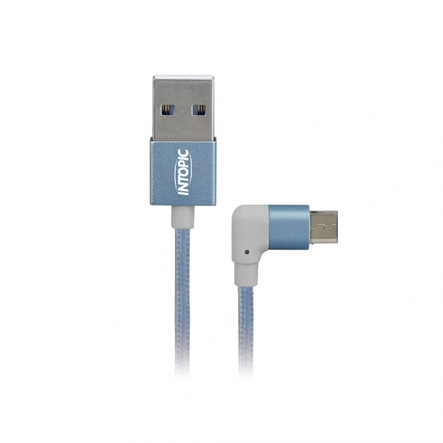 CB-MUC-06 90 degree angled elbow type Micro USB cable 2