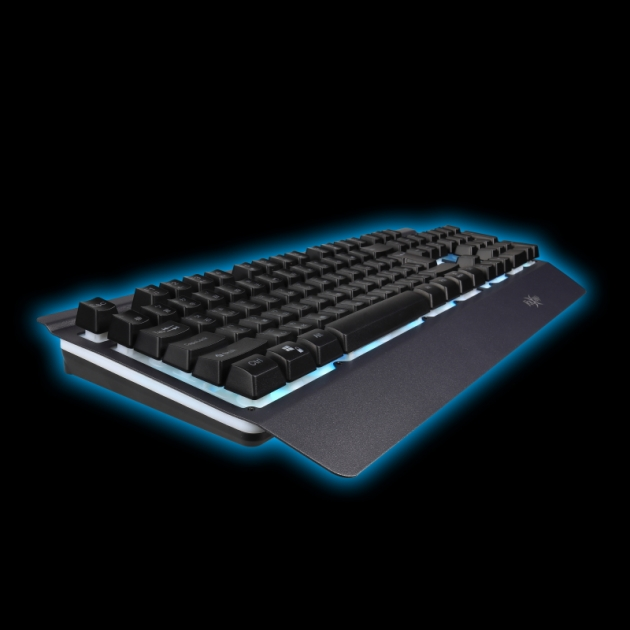 FXR-BKL-52 Hard Iron Gaming Keyboard 3