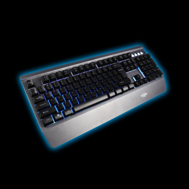 FXR-BKL-52 Hard Iron Gaming Keyboard 2