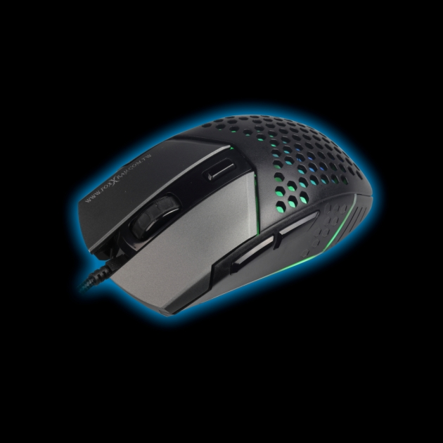 FXR-SM-58 Bullet Shadow Gaming Mouse 1