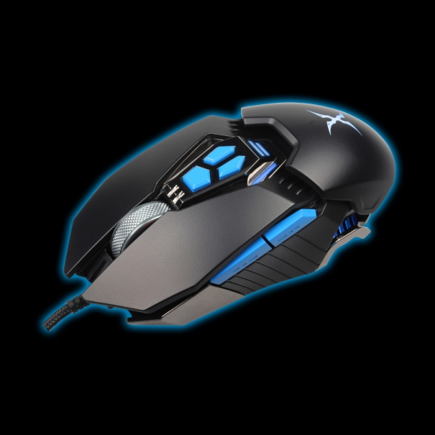 FXR-SM-67 Crazy Fight Gaming Mouse 2