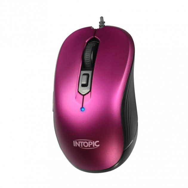 MS-095 Wired Optical Mouse 3