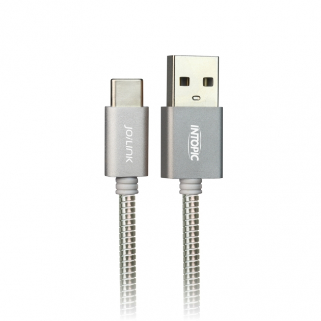 CB-UTC-12 USB Type-C Stainless Steel Cable 2